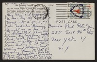 Letter from Katherine Anne Porter to Paul Porter Jr., May 29, 1961