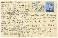 Letter from Katherine Anne Porter to Gay Porter Holloway, before February 18, 1955