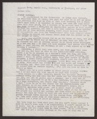 Letter from Katherine Anne Porter to Gay Porter Holloway, June 11, 1954