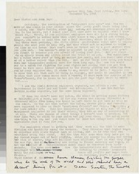 Letter from Katherine Anne Porter to Gay Porter Holloway and Ann Holloway Heintze, December 15, 1943