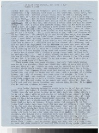 Letter from Katherine Anne Porter to Gay Porter Holloway, March 07, 1955
