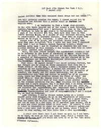 Letter from Katherine Anne Porter to Isabel Bayley, August 07, 1953