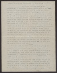 Letter from Katherine Anne Porter to Albert Erskine, July 19, 1939