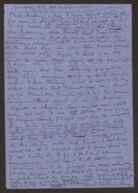 Letter from Katherine Anne Porter to Paul Porter Jr., December 27, 1953