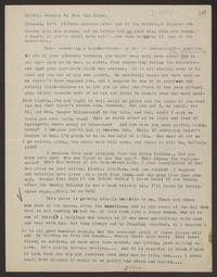 Letter from Katherine Anne Porter to Eugene Pressly, January 08, 1932