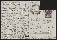 Letter from Katherine Anne Porter to Paul Porter Jr., March 29, 1963
