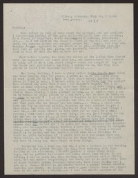 Letter from Katherine Anne Porter to Albert Erskine, July 23, 1939