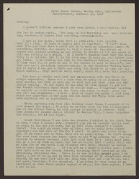 Letter from Katherine Anne Porter to Eugene Pressly, December 15, 1936