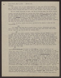 Letter from Katherine Anne Porter to Eugene Pressly, May 09, 1934
