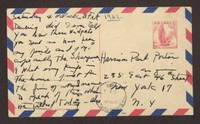 Letter from Katherine Anne Porter to Paul Porter Jr., February 03, 1962