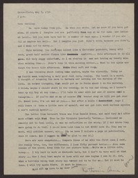 Letter from Katherine Anne Porter to Eugene Pressly, May 08, 1934