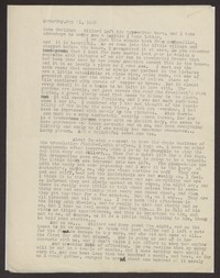 Letter from Katherine Anne Porter to Eugene Pressly, May 21, 1932