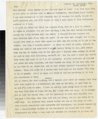 Letter from Katherine Anne Porter to Gay Porter Holloway, March 29, 1956