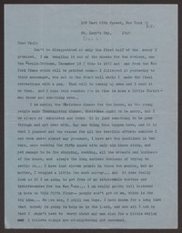 Letter from Katherine Anne Porter to Paul Porter Jr., December 21, 1949