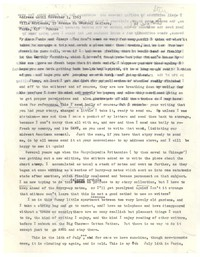 Letter from Katherine Anne Porter to James Stern and Tania Stern, July 14, 1963