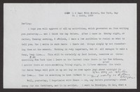 Letter from Katherine Anne Porter to Albert Erskine, May 24, 1939