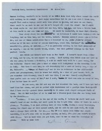 Letter from Katherine Anne Porter to Monroe Wheeler, March 30, 1956