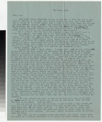 Letter from Katherine Anne Porter to Gay Porter Holloway, March 28, 1945