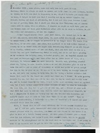 Letter from Katherine Anne Porter to Gay Porter Holloway, December 06, 1955