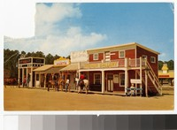 Frontier Town, Ocean City, Maryland, 1961
