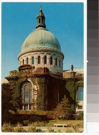 Chapel, U.S. Naval Academy, Annapolis, Maryland, Annapolis, Maryland, 1961-1980