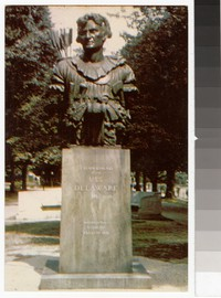 Tecumseh monument, United States Naval Academy, Annapolis, Maryland, 1961-1980