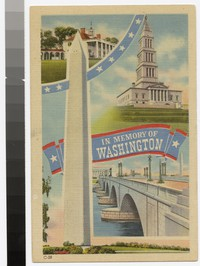 In memory of Washington, Washington, D.C., 1930-1944