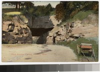 Park Avenue Tunnel, Ironton, Ohio, 1907-1914