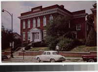 Warren County Historical Museum, Lebanon, Ohio, 1961-1975