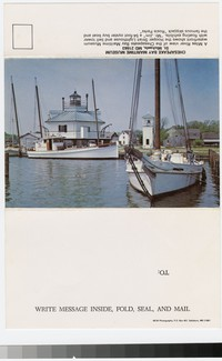 Chesapeake Bay Maritime Museum, St. Michaels, Maryland, 1975-1990
