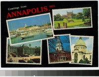 Greetings from Annapolis, Maryland, 1961-1990