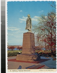 Fort McHenry National Monument, Baltimore, Maryland, 1971