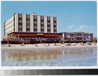 Beach Plaza Hotel and Bo Con Apartments, Ocean City, Maryland, 1971-2000