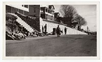 WPA Project No. 3355, street improvement project, Frostburg, Maryland, November 4, 1938