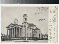 The Cathedral, Baltimore, Maryland, 1901-1906