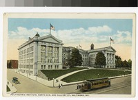 Polytechnic Institute, Baltimore, Maryland, 1915-1922