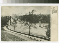 Mt. Royal Avenue, Druid Hill Park, Baltimore, Maryland, 1901-1911