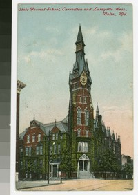 State Normal School, Baltimore, Maryland, 1907-1911
