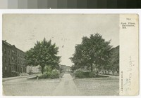 Park Place, Baltimore, Maryland, 1901-1907