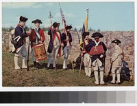 First Maryland Regiment, official headquarters, Fort Frederick, Maryland, 1960-1980