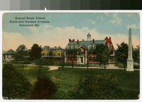 Samuel Ready School, Baltimore, Maryland, 1907-1914