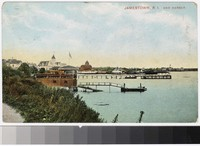 Harbor, Jamestown, Rhode Island, 1907-1908