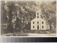Church, Kingston, Rhode Island, 1910-1930