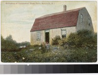 Birthplace of Commodore Oliver Perry, Matunuck, Rhode Island, 1907-1914