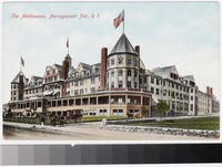 The Mathewson, Narragansett Pier, Rhode Island, 1901-1907