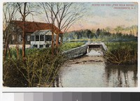 Ten Mile River, Hunts Mills, Providence, Rhode Island, 1907-1914