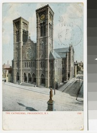 Cathedral, Providence, Rhode Island, 1901-1907