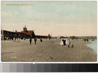 Easton's Beach, Newport, Rhode Island, 1907-1910