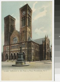 Cathedral of St. Peter and Paul, Providence, Rhode Island, 1901-1907