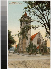 Zabriskie Memorial Church, Newport, Rhode Island, 1907-1914